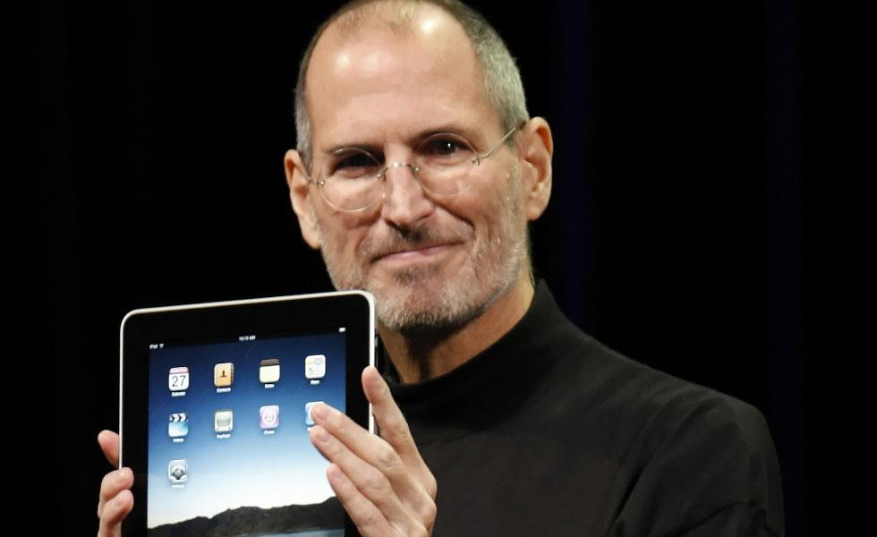 Steve Jobs foi um dos principais responsáveis pela culturalização da marca da Apple.