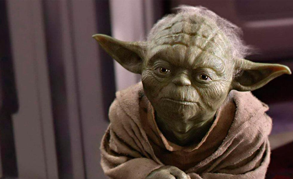 Yoda é um exemplo clássico do arquétipo do Sábio.