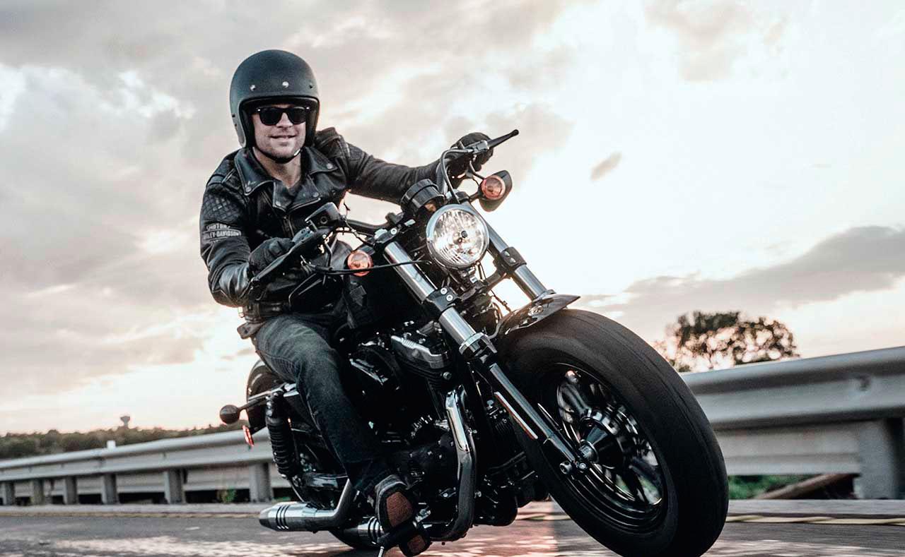 A Harley Davidson é um ótimo exemplo de uma marca com uma ideia central bastante clara.