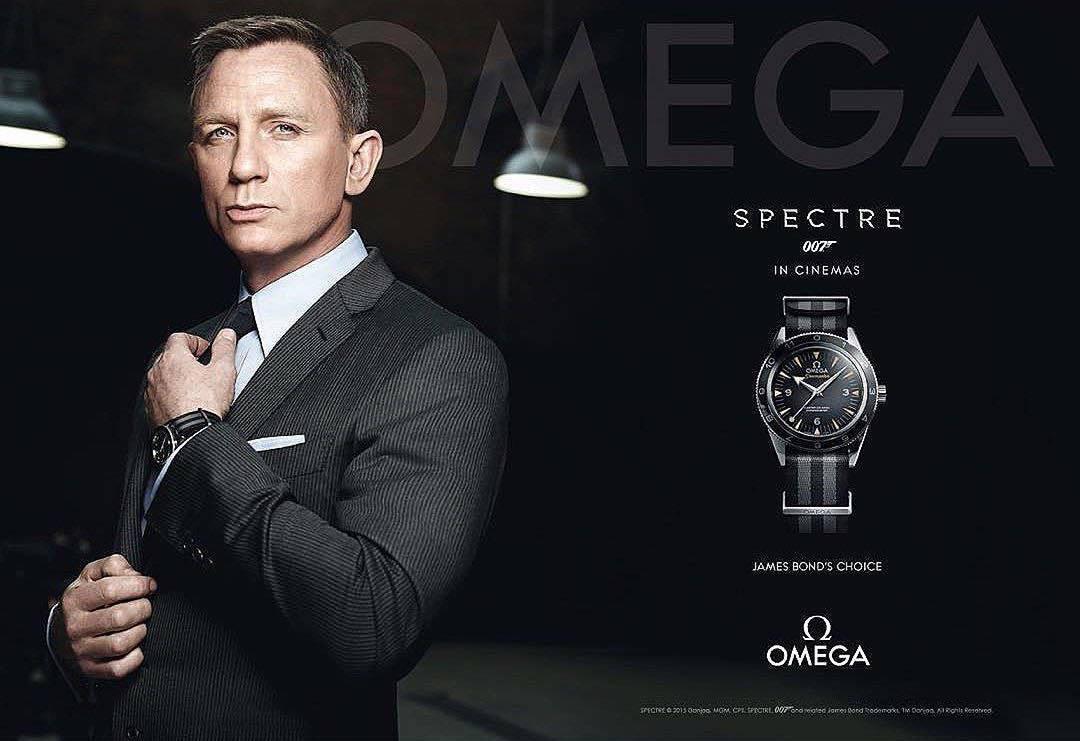 Você compra só porque o relógio é bonito? Ou por que quer se sentir como James Bond?